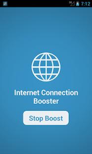 Free Internet Speed Booster Screenshot