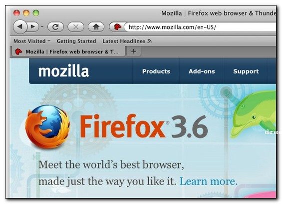 firefox browser for mac