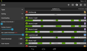 adm for android