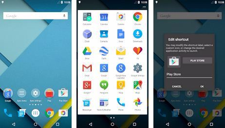 apex best launcher for android
