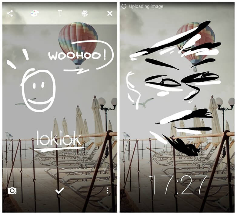 lok lok best android lock screen replacement app