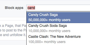 block candy crush