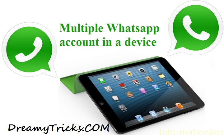 whatsapp trick of dual whatsapp