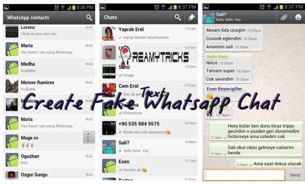 cool whatsapp tricks