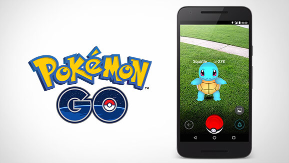 download and install pokemon go in iphone and android phone