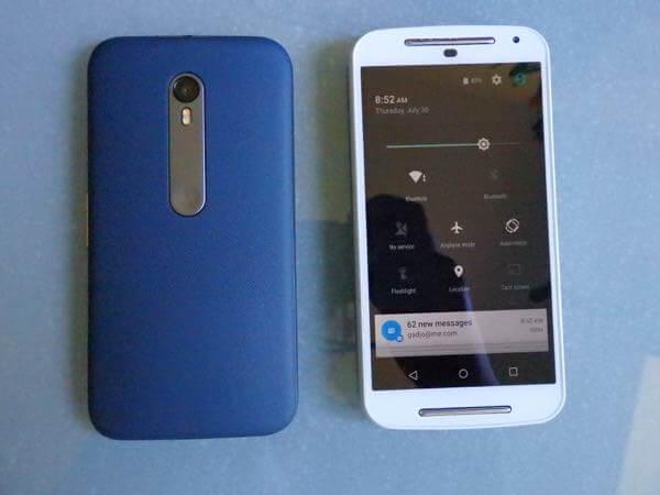 moto g 3rd gen - best phone under 10000