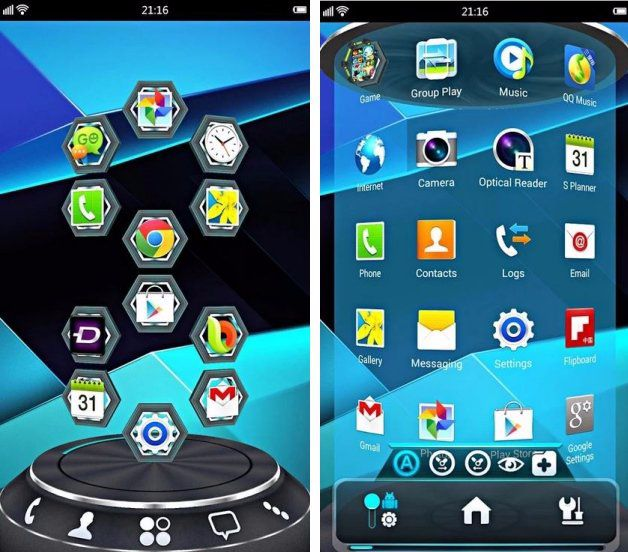 next best launcher for android mobile