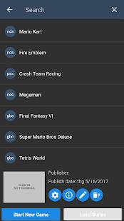 EmuBox - Fast Retro Emulator Screenshot