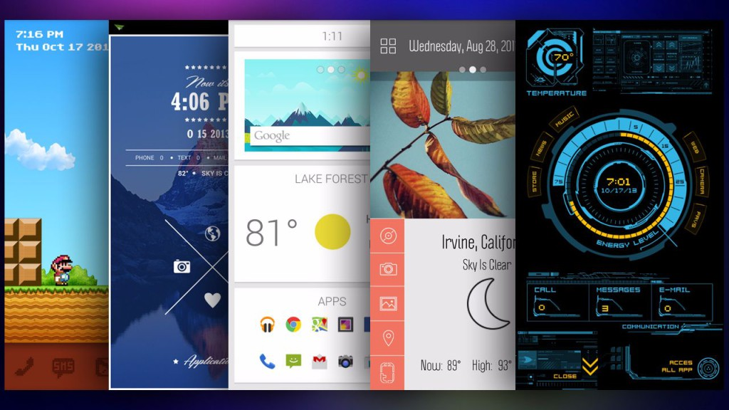 themer best launcher for android