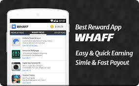 whaff app